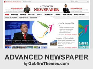 _advanced newspaper