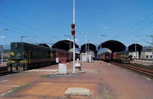 Скопје догодина ќе има целосно реновирана Железничка станица | Денар