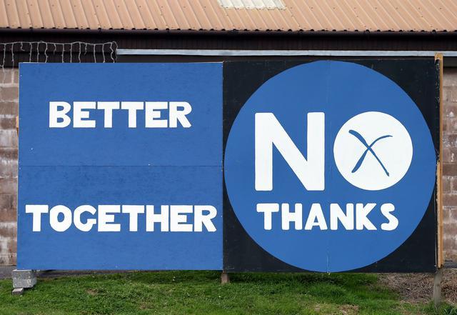 Britain Scotland Advertising