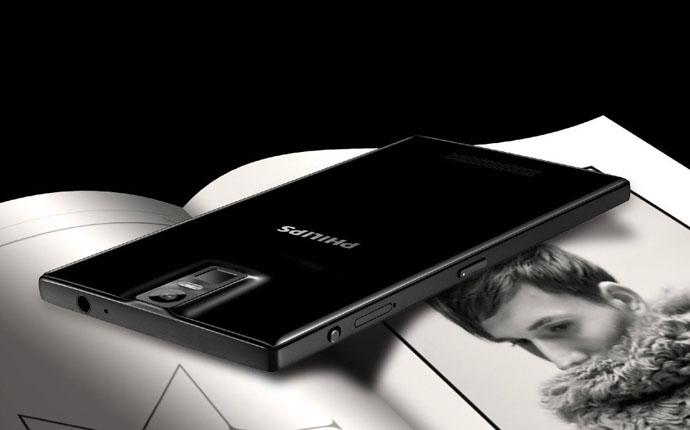 Aurora – еден од ретките смартфони на Philips (фото)