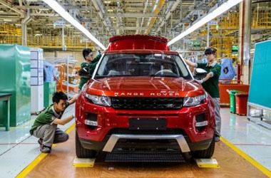 Land Rover ја отвори првата фабрика во Кина
