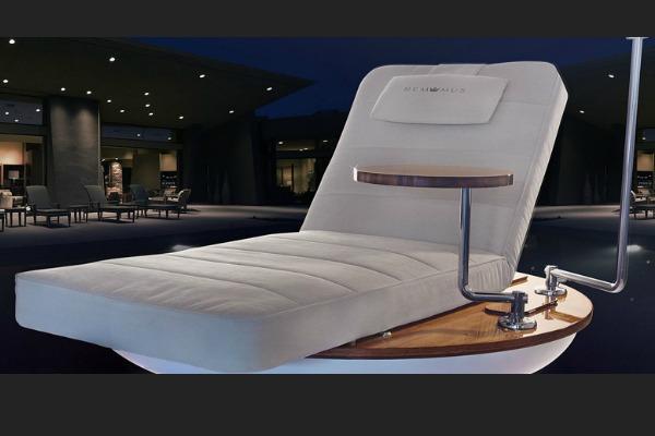 Луксузната Remmus лежалка од 45.000 долари (фото)