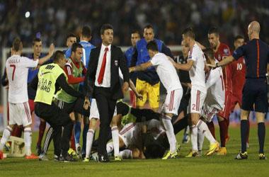 Интересна одлука од УЕФА за средбата Србија-Албанија