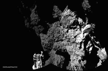 kometa mala
