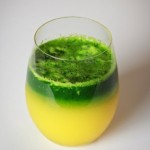 Напиток од магдонос за намалување на холестеролот и масните наслаги