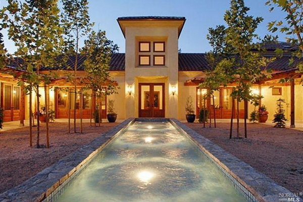 Magnificent Napa Valley Compound On Sale for $11,5 Million