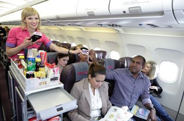 Wizz Air So Nov Nachin Na Selekciјa Na Sedishta Denar