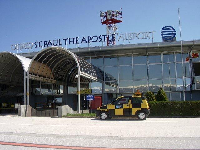 Aerodrom-Ohrid