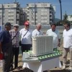 Почна изградбата на скопскиот Flatiron во Кисела Вода