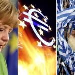 Меркел на Грците им нуди отпис на дел од долгот, но и излез од еврозоната
