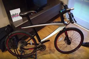 Le Syvrac – Android велосипед со 4GB RAM (видео)