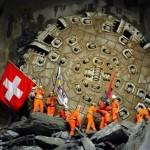 Се отвора најдолгиот тунел на светот што поминува во срцето на Алпите