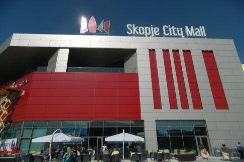 """Balfin Group го продава """"Скопје сити мол"""" на британска компанија за 92 милиони евра"""