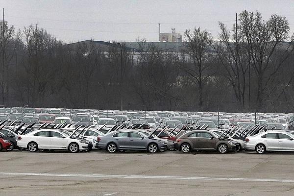 120.000 дизел автомобили на Volkswagen гнијат под отворено небо