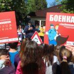 Децата од Димо Хаџи Димов и Војдан Чернодрински ќе вежбаат на едукативни сообраќајни полигони, донација од ОКТА
