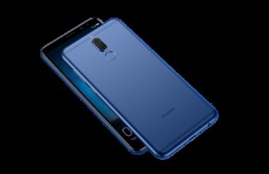 Huawei го претстави новиот HUAWEI Mate 10 lite со преднa и заднa двојна камера