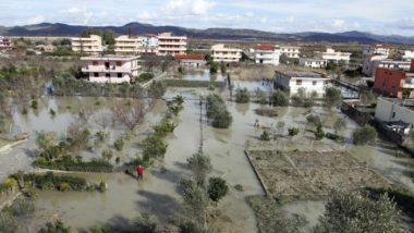 За настраданите во поплавите во Албанија сто илјади евра помош од Македонија
