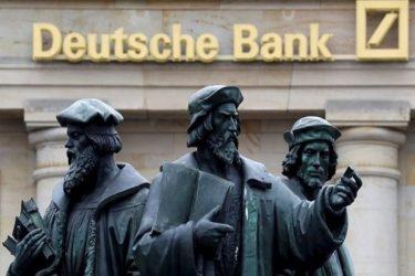 Deutsche Bank ќе скратува работни места во инвестициското банкарство